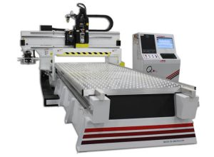 3-Axis Routing Thermwood 53