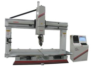 5-axis routing Thermwood Model 67