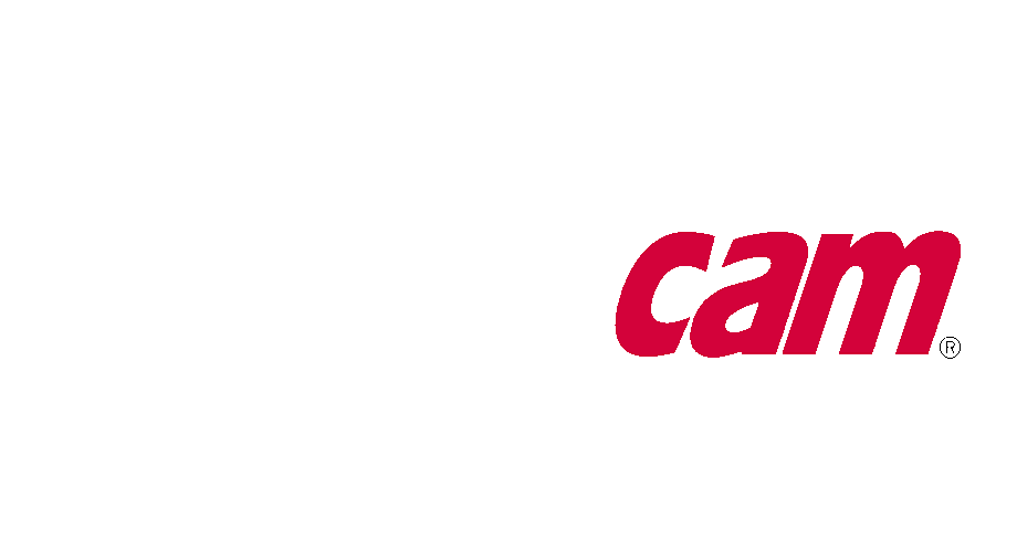 Mastercam Software Logo Dark Transparent