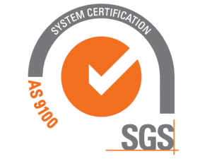 SGS AS9100D Certification