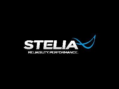 Stelia Logo White