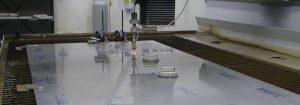 Waterjet Cutting Titanium