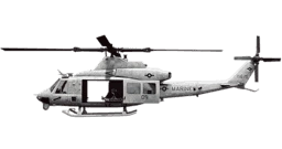 Bell UH1-Y Helicopter
